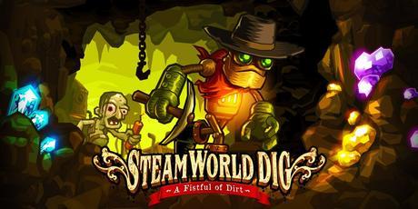 SteamWorld Dig arriva finalmente su Switch!
