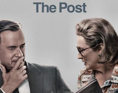 Steven Spielberg con The Post mette insieme per la prima volta sullo schermo Meryl Streep e Tom Hanks