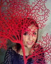 La cercatrice di corallo: intervista a Vanessa Roggeri
