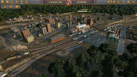 Railway Empire, Recensione Pc