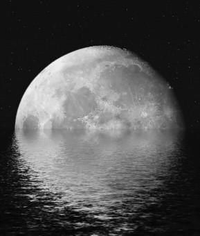 Un mese senza Luna piena