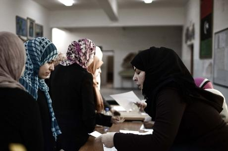 Risultati immagini per commissione elettorale in libia