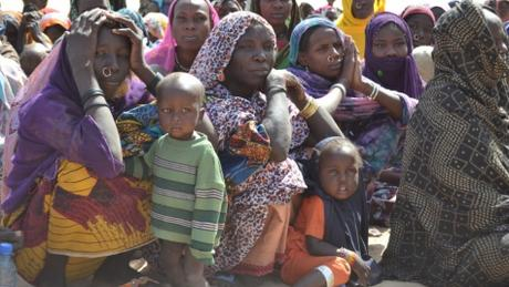 Risultati immagini per unhcr in nigeria