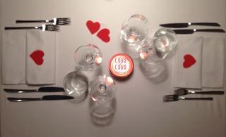 A San Valentino regalatevi tempo e gustatevi un viaggio:  la partenza è prevista da Cous-Cous Restaurant all'ora di cena