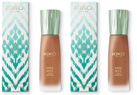 Kiko Milano, Free Soul Collezione Makeup Primavera/Estate 2018
