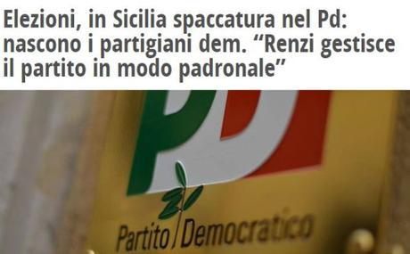 4 marzo 2018, cambiamo l'Italia (45) – Sulla rivolta dei giovani in seno al PD, ma l'agenda dovrebbe avere un solo punto: costringere Renzi alle dimissioni.