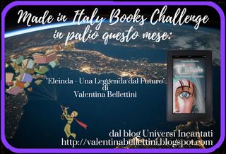 Made in Italy Books Chalenge 2018 - Gennaio: Un libro di cui rimando la lettura da troppo tempo