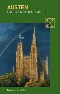 Classici da...libreria: L'abbazia di Northanger di Jane Austen