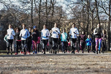 Inizia il countdown verso la Lierac Beauty Run con Run4Me