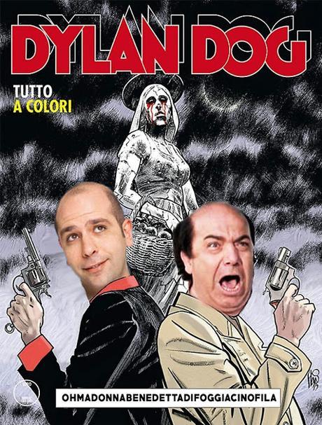 Poster del terzo tipo - Episodio 6