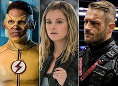 SPOILER su Legends, The 100, SHIELD, OUAT, The Gold Place, Back Lightning, Crazy Ex-Girlfriend e Arrow