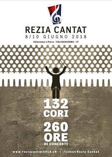 Ufficiali i primi concerti e il manifesto di Rezia Cantat