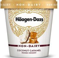 Häagen-Dazs lancia 4 gusti di gelato vegan