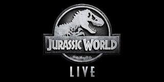 Jurassic World LiveShow: ci saranno dinosauri robot alti 12 metri