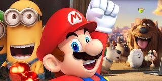 Nintendo Illumination Ufficiale! Prossimamente Vedremo Film Super Mario