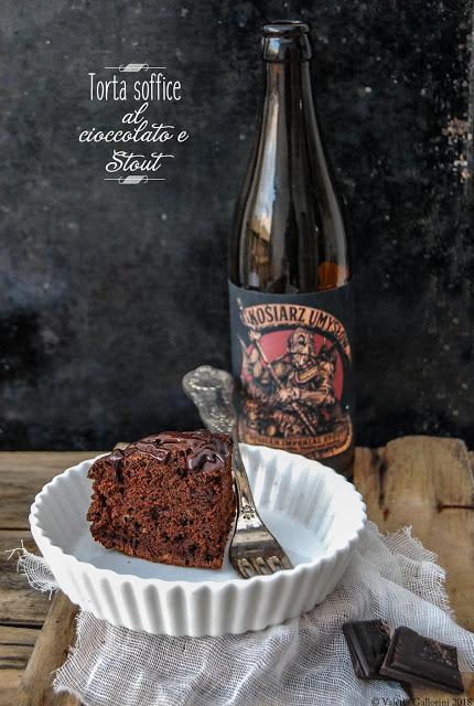 Torta al cioccolato e Imperial Stout