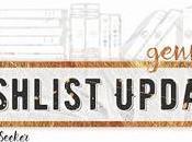 Wishlist Update Gennaio 2018