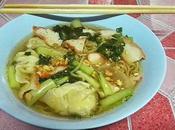 Zuppa noodles: piatto fondamentale della cucina thailandese