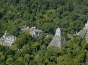 Scoperta grande città Maya nella giungla Guatemala