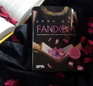 [Review Party] Fandom di Anna Day