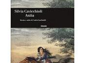 """Giovedì febbraio SILVIA CAVICCHIOLI racconta mito """"Anita Garibaldi""""."""