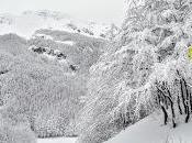 passi sulla neve Prato Spilla