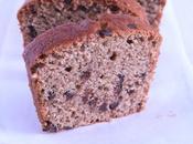 Plumcake integrale alle gocce cioccolato