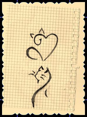 Disegni Disegni Stilizzati Di Gatti Paperblog