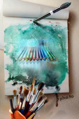 Il mondo non è diviso tra persone creative e persone non creative