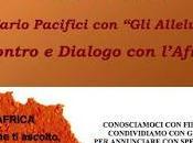 Incontro dialogo L'Africa venerdì febbraio alle nella sala conferenze Seminario Vescovile
