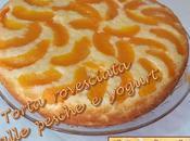 Torta rovesciata alle pesche yogurt