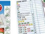 "Post Minuto: ""Farm Yatzy"" Recensione House Games!"