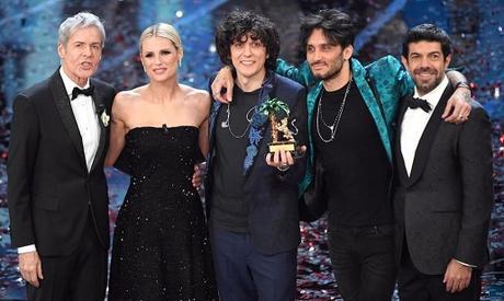 Sanremo: vincono Meta e Moro…e Favino
