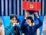 Sanremo 2018 la finale: vincono Ermal Meta e Fabrizio Moro, secondi Lo Stato Sociale, terza Annalisa. Baglioni da record, Favino da Oscar, Hunziker grande padrona di casa