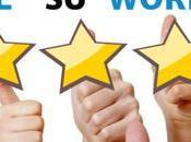 Come aggiungere stelline delle recensioni sugli articoli WordPress