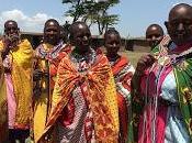 Diario africano 70/A casa Masai