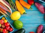 Frutta verdura: cinque colori della salute