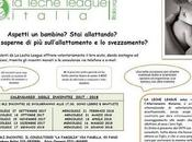 Leche League: incontri Fano