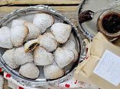 Biscotti Farro Ripieni Confettura Olive Nere