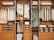 Armadio, vestiti Come organizzare guardaroba
