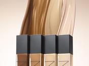 NARS Cosmetics, Fondotinta Natural Radiant Longwear: tonalità, ogni pelle