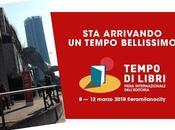 [libri comunicato stampa #TDL18] Tempo libri fiera internazionale libro Milano, presentazione programma