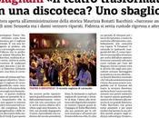 Teatro Magnani: disuso
