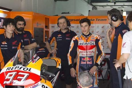 """MotoGP, Honda e il futuro di Marquez: """"Abbiamo già iniziato a parlarne"""""""