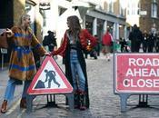 passerelle dello street style