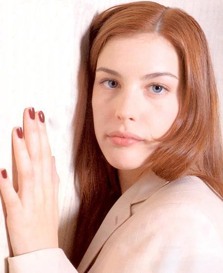 Risultati immagini per liv tyler red hair
