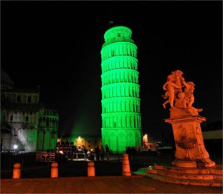 Irlanda e la festa di San Patrizio: il mondo si tinge di verde per il Global Greening