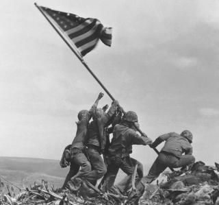 La battaglia di Iwo Jima