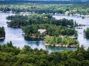 viaggio Canada: giornata parco delle Thousend Islands