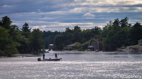 Il mio viaggio in Canada: una giornata al parco delle Thousend Islands